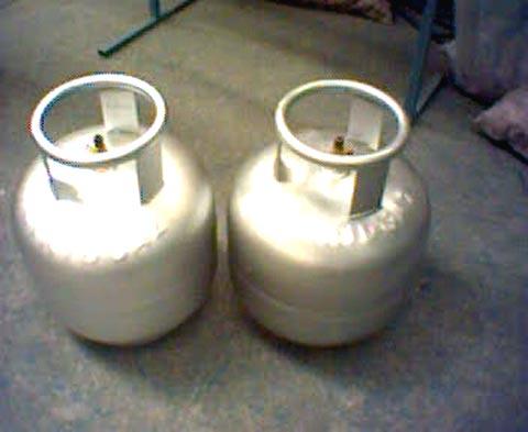 RUSTGRIP - Propane Tanks - RUSTGRIP Corrosion protection, Protective